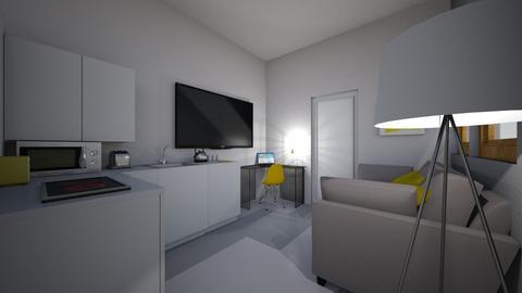 lounge kitchin - by mbennett111