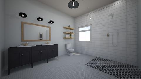 Farmhouse Bathroom - Bathroom - by aviciedo