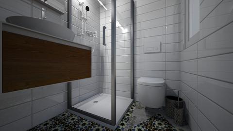 bathroom new - Bathroom - by adi avital
