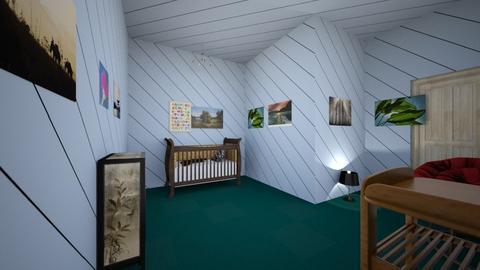 Nursery Project - Kids room - by cmsirianni