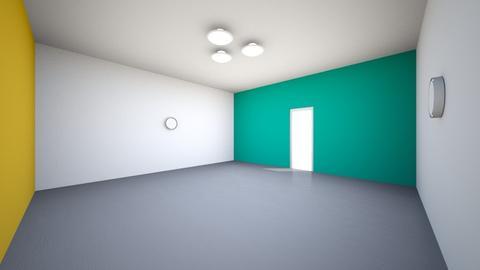 God corp set - Modern - Office - by DDKINGIV
