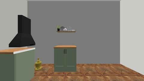 kitchen - by tammyholl