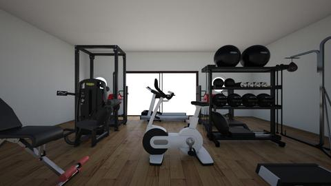 gym station - by house4159