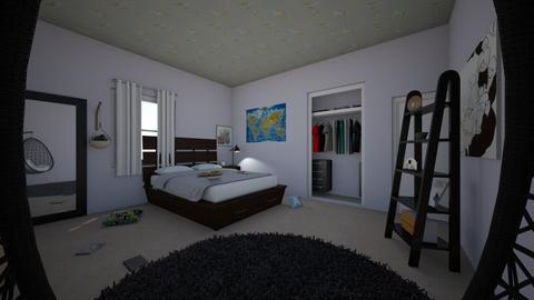 i - Bedroom - by Geek18WXX