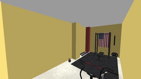 22 Browning Gym - by rogue_12c6e0e6498e470160992d52a0c20