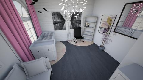 nursery 2 - by srmoyet21