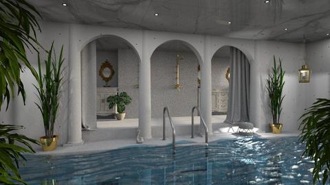 swan - Modern - Bathroom - by jjannnii