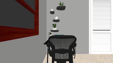 My bedroom - Minimal - Bedroom - by annieboy20