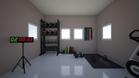 gym time - Modern - by vitalencur