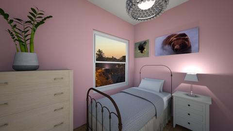 cozyyy - Bedroom - by sonakshirawat175
