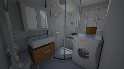 memme vannituba - Bathroom - by railin