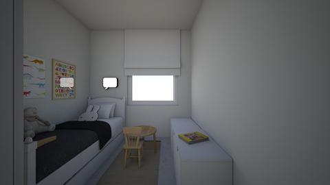 Yuval Winreich 12 - Kids room - by erlichroni