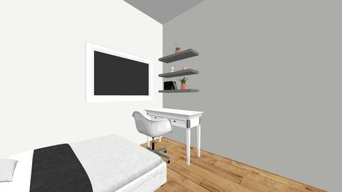 room 1 - Glamour - Bedroom - by Liron_kaplan