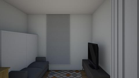 sofa wallbed draft - Bedroom - by AndyMitro