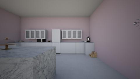 Kitchen - Modern - Kitchen - by Korina04