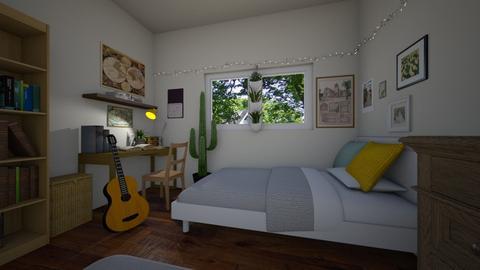 bedroom - Bedroom - by akaram