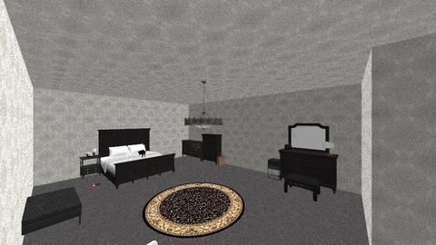 hey - Bedroom - by bortholf