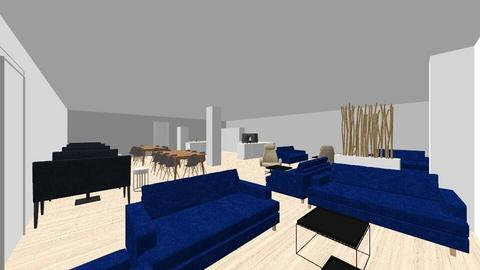 Koffiekamers OKC - Office - by alindablauw