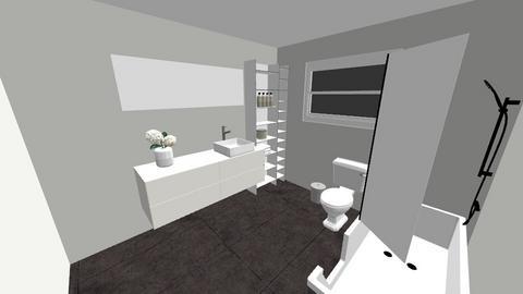 Housing Interior Design - Modern - Bathroom - by mbringgold