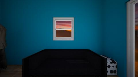Art Project - Bedroom - by nivag