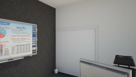 Innovation Lab - Retro - Office - by Shankar Chandrasekaran