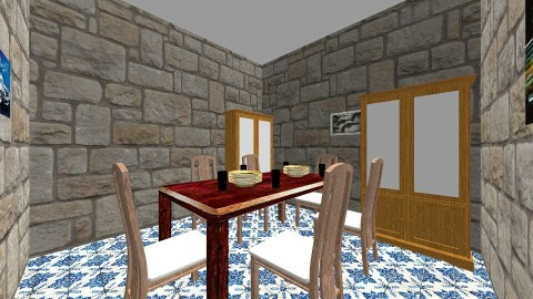 Dining Room  - Dining room - by TinoRocha
