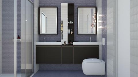 Regal - Modern - Bathroom - by aletamahi