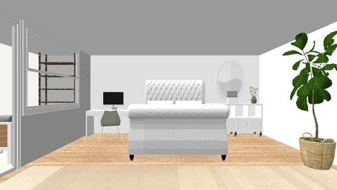 2019 Bedroom West - Minimal - Bedroom - by lala073