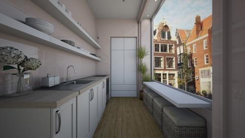 Casa159Kitchen - Eclectic - Kitchen - by nickynunes