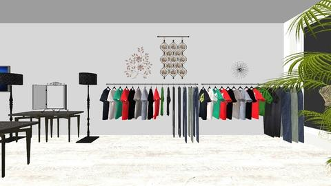 concept store fini - Office - by HeloiseVan