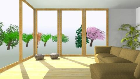 living corr 2.2c - Living room - by inge vermeire