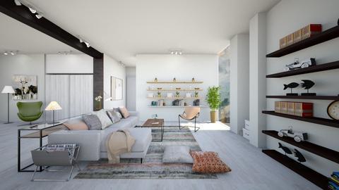 Scandi living ModDezign - Living room - by Sanja S