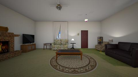 Living Room Home - Living room - by WestVirginiaRebel
