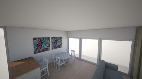 living room rohova sedack - Living room - by alienka68