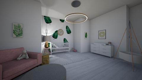 bby girl - Kids room - by bobbyflayy