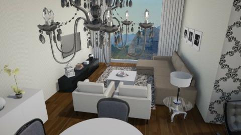 pb - Living room - by julianadm