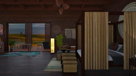 409 - Bedroom - by Jade Autumn