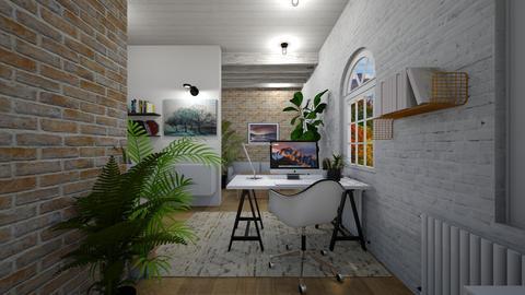 kontor - Office - by Lovisaa