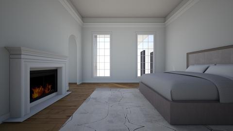 master bedroom - Bedroom - by sarahsmallnginteriors