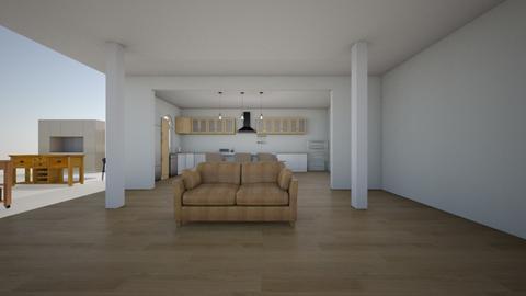 living kitchen - by ckolessar