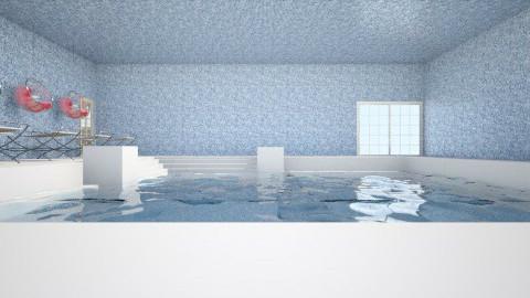 swimming pool - Rustic - Garden - by kincso12