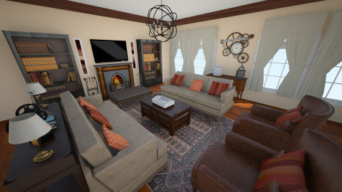 Living room - Classic - Living room - by ciconi