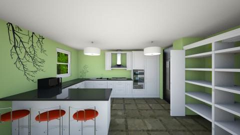 Love this Kitchen - by ashstrider