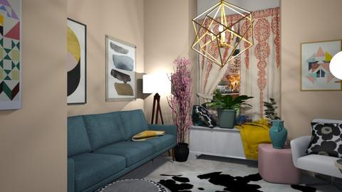 MPL - Modern - Living room - by hello hi hello