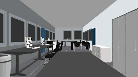 Kantoor ontwerp - Office - by elizalesscher