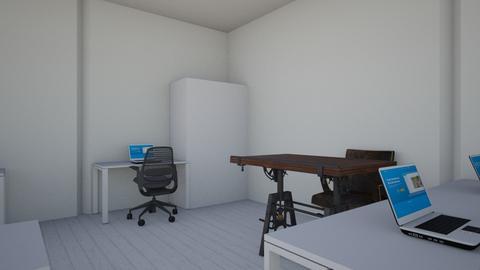 Alessandra - Office - by alessamelgar