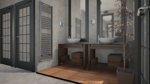 Bathroom Suite - Classic - Bathroom - by themind032976