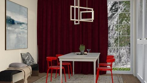 Christmas Spirit - Modern - Dining room - by Gurns