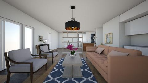 California cool 2 - Living room - by Jacqueline De la Guia
