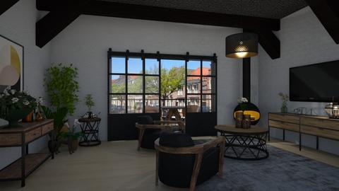 Urban_ - Living room - by Danielle_ML